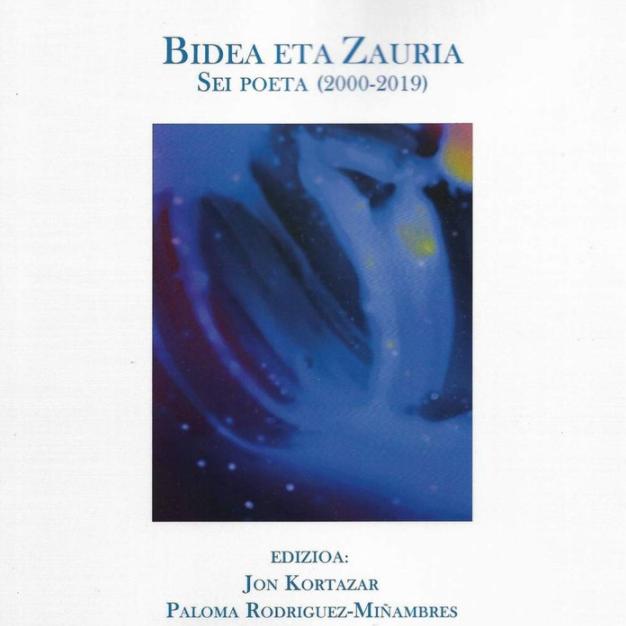 """""""Bidea eta zauria"""" antologiaren aurkezpena"""