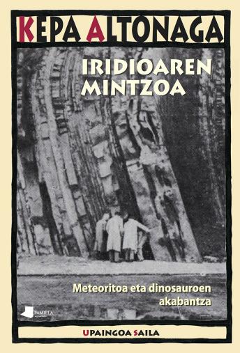 """Kepa Altonagak """"Iridioaren mintzoa"""" kaleratu du"""