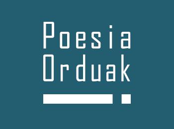 Poesia orduak