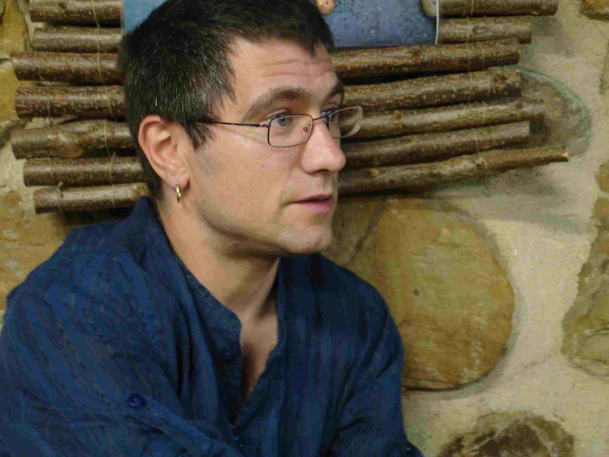 Imanol Mercero Etxeberria